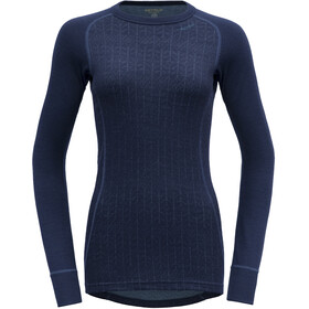 Devold Duo Active Maillot Mujer, azul